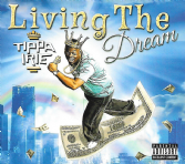 Tippa Irie - Living The Dream (Lockdown Productions) CD